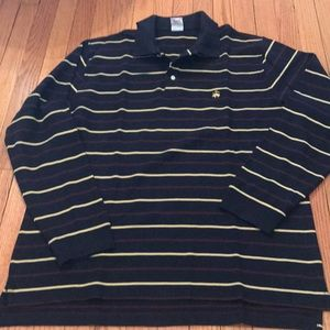 Men's Brooks Brothers long sleeve Polo shirt